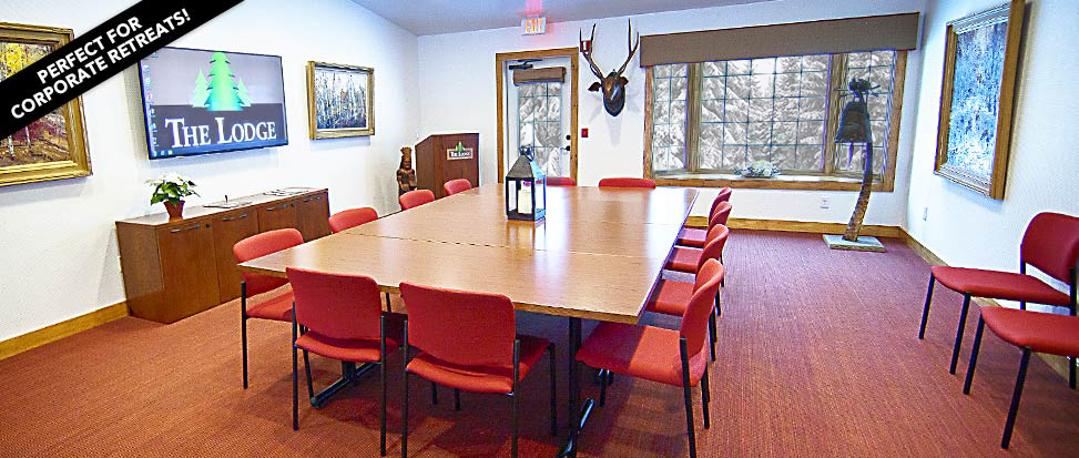 Meeting Room for Corporate Retreats